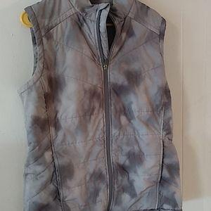 Slazenger golf vest looks great with jeans
